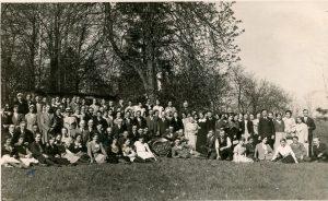 1.Mai 1935 Ausflug zur Fasanerie