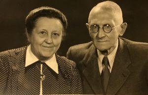 Carl Riedeler und. Frau
