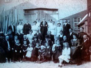 Goldene Hochzeit von Albert Kiesewetter 1911